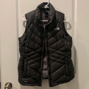 North Face Puffer Vest (M)